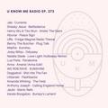U Know Me Radio #273 | Jab | Sneaky Jesus | Lua Preta | We Rob Rave | Urbanski | Jaubi | Dogpatrol