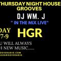 DJ WM J-FEEL THE GROOVE MIX