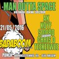TeeKeeWee - BADABOOM V (Tracks Selection) @ The Punch AVELGEM - 21-05-2016