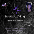 Freaky Friday 06/08/2021 - Post-Punk, Cold-Wave and Gothic-Rock show from Berlin