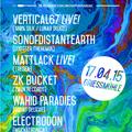 ZK Bucket- Dj Set @Mechatronica  in Grießmühle 17.04.15
