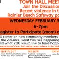 Town Hall Meeting 1