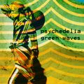 psychedelia green waves