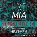 HEXED MIAMI SOUND BITE 14 W/ GUEST DJ HEATHEN  08/26/2020