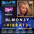 DJ.MON3Y~VIBRATE~Sessions ~ TECH HOUSE Friday, Oct 1 Live on SoundzMuzicRadio.com