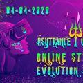 Online Stream Evolution Party 2020