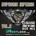 DJ Restlezz - Euphoric Inferno Vol. 2 (Q-Base 2015 Bus Mix)