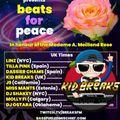 'Kid Breaks' for BREAKSFM2021 - 'beats for peace' 001