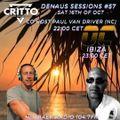 DENAUS SESSIONS #57 HOLBAEK RADIO 104.7FM-PAUL VAN DRIVER-OC