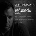 Episode 002 | Justin James [Live @ Spartacus, France]