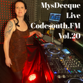 MysDeeque Live on CodeSouth Vol.20