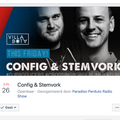 Paradiso Perduto Show 317 - Config & Stemvork Guestmix
