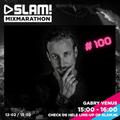 """GABRY VENUS """"FlyingDJ"""" RadioShow #100 SLAM!"""