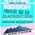 BIGUPSESSION#29 Pre-party alongside Matou MMS