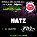 Natz - Oh So Sexy - TakeOver NowayFM - 15/10/20
