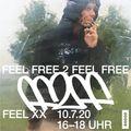 Feel Free 2 Feel Free No. 1 - Feel XX (10/07/20)