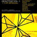 Reactor Vol 1 - 11 Artists - 11 Hours