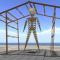 DJ roxxie @ Burn2 (Burning Man in SL) Set #3