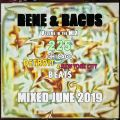 René & Bacus - Volume 225 (Deep House, Chicago, Detroit & NYC Beats) (June 2019)
