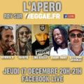 Studio One l'émission - Interview Charly B - Ashkabad & Baltimores + spé Albert Griffiths 17.12.20