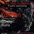 Mahony B2B Nusha @ Staff Party - Sankt Petersburg - Bucharest - 08.04.2013