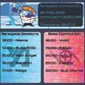 Red Angel LIVE on Renegade Communion - 20/02/2021 - Arc Radio