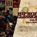 DJ D's : THE BEST OF HIP HOP CLASSICS Vol.3 (2011)