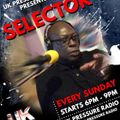 "UK Pressure Radio ""Retro Sunday's"" 21st March 2021 (Selectorc In The Mix)"