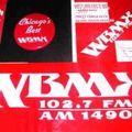 Bad Boy Bill - 102.7 WBMX Hot Mix 3rd September 1988