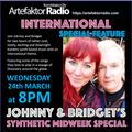 AR116 JOHNNY AND BRIDGET'S INTERNATIONAL SPECIAL SHOW