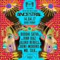 Tribal Soul presents Ancestral (14th April 2017 London) Promo mix by Aluku Rebels