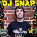LUNCH TIME BANGERS WITH DJ SNAP ON C@mpart festival