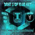 DONT STOP YOUR FEET FRAU HASE # 19 TECHNOCONNECTION 07- FEBRUAR- 2021