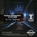 Cor Zegveld exclusive radio mix UK Underground presented by Techno Connection 31/07/2020