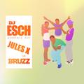 Dj ESCH guest mix for Jules X on BRUZZ radio