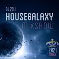 Dj Zoli - HouseGalaxy MixshoW 2021 March