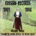Russian Records 1901-1908 #3 - Already The Evening Enfolds The Distant Fields