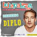 Diplo @ Lollapalooza Chile 2017