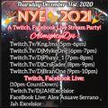 Say Goodbye to 2020! (Live Set)