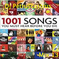 Music for My Friends : 1001 Songs YMHBYD Mix 13