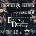 D.F.G LIVE at Empire of Darkness / Matrix Bochum 21.09.21 (Dark Electro, Industrial, Harsh, EBM)