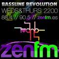 Bassline Revolution ZenFM #2 12.12.12 DnB