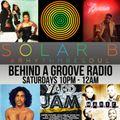 BAG Radio - RhythmBeSoul with Solar B, Sat 10pm - 12am (11.05.19)