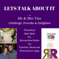 Lets Talk About It Radio Show(Fighting Depression With Companionship)