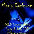 Mario Corleone - GOLD SUMMER RETRO Prt 1 / 8 Aug. 2015 - GROOVY TRAX N°23 -