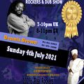 WE REMEMBER THE CROWN ;PRINCE DENNIS EMMANUEL BROWN - IT'S THE ROCKERS @& DUB SHOW