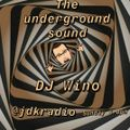 The Underground Sound 3rd Jan.2021 Live On JDKRadio - DJ Wino