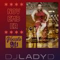 DJ Lady D - Vocalo November 2020
