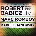 Robert Babicz -Live- (Systematic Recordings) @ 40th Birthday Party, Gewölbe - Köln (05.01.2013)