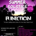 Ryan Sargent - Funktion Pres. Summer Solstice 20/06/20